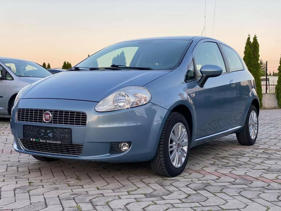Fiat Grande Punto 1.4i